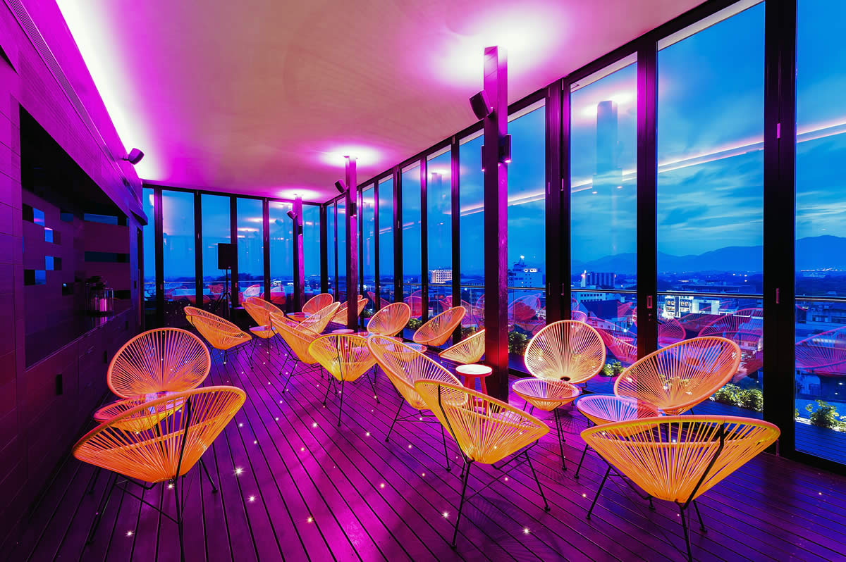 MÙ Hotel Ipoh - MÙ Bar at Roof Top