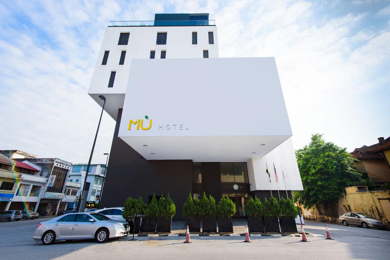MÙ Hotel Ipoh Exterior
