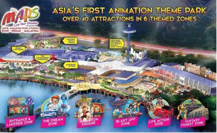 MAPS Theme Park - Mu Hotel Ipoh