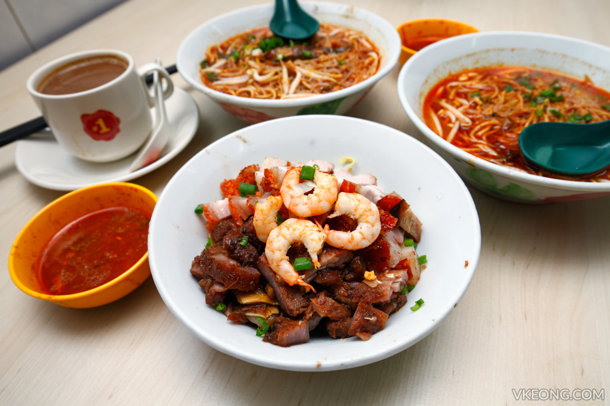 Ipoh Food Hunt- Xin Quan Fang Curry Noodles - Mu Hotel