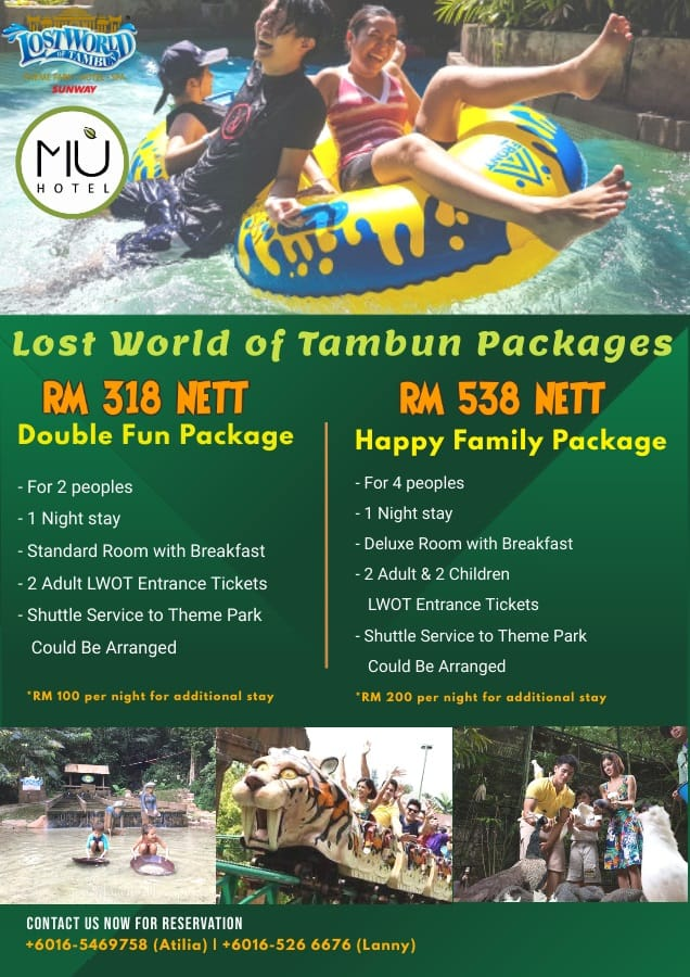 LWOT Packages 2021 (New)   MU Hotel Ipoh