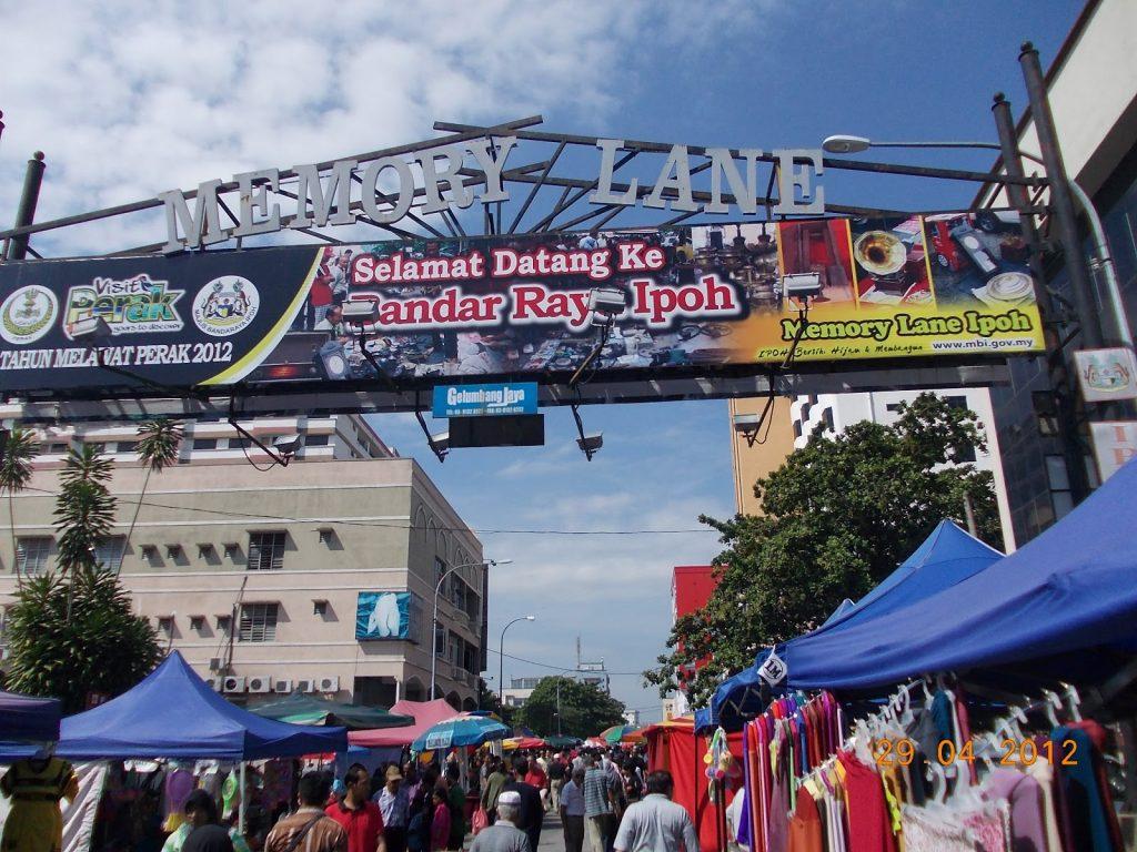 Memory Lane Ipoh - Mu Hotel Nearby Attraction