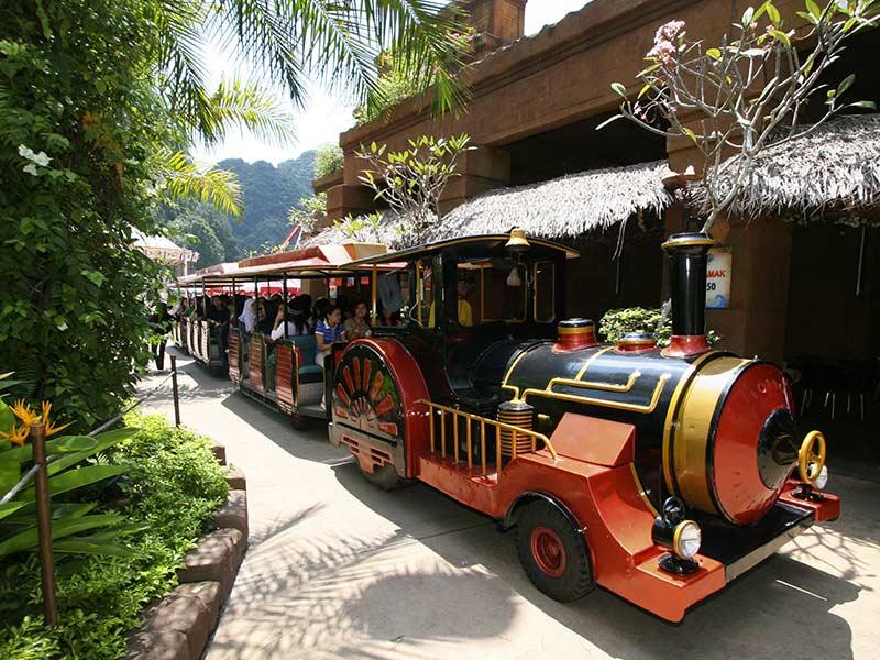 Lost World of Tambun - Adventure Express - Mu Hotel Ipoh