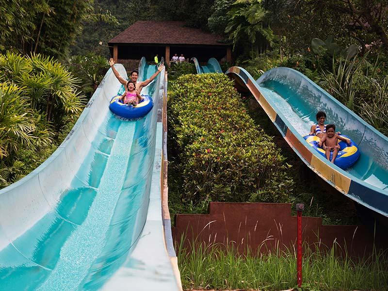 Lost World of Tambun - Cliff Racer - Mu Hotel Ipoh