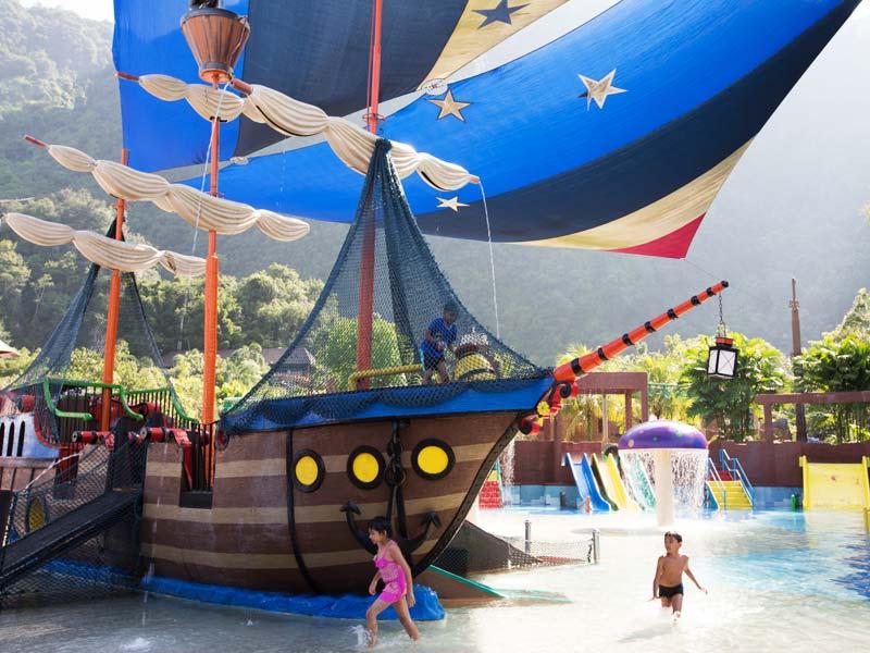 Lost World of Tambun - Kids Explorabay - Mu Hotel Ipoh